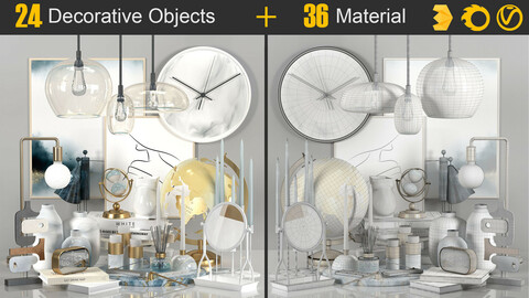 Decorative set vol_100