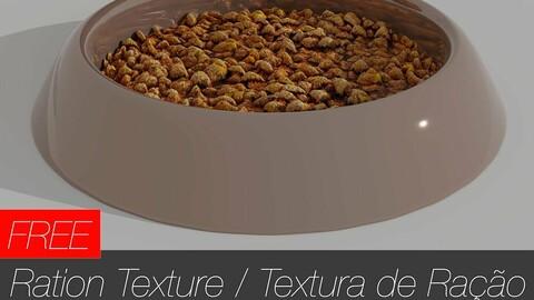 Free Ration Texture / Textura Ração Gratuita