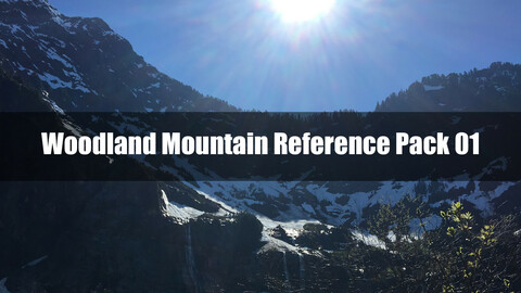Woodland Mountain Reference Pack 01