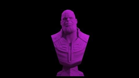 Thanos Disintegration