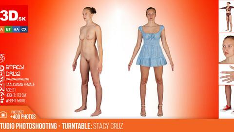 Turntable photoshooting reference Stacy Cruz