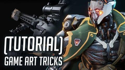 [Tutorial] Game Art Tricks!