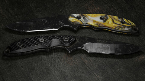 Flashpoint knife by UACK