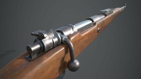 GEWEHR 98 German Bolt action Rifle