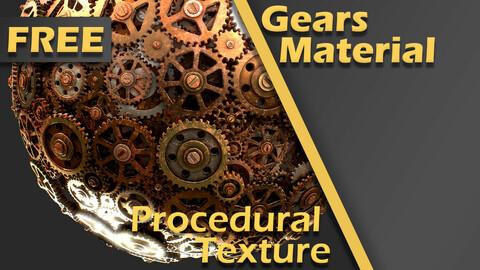 Gears Material