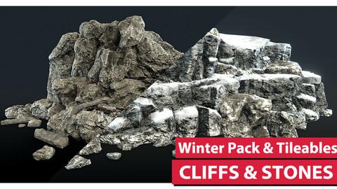 Rocks & Cliffs Asset Pack