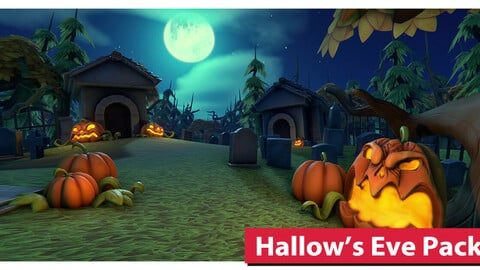 Hallow's Eve Asset Pack