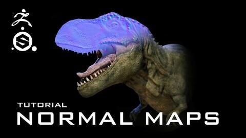Free Normal Map Tutorial