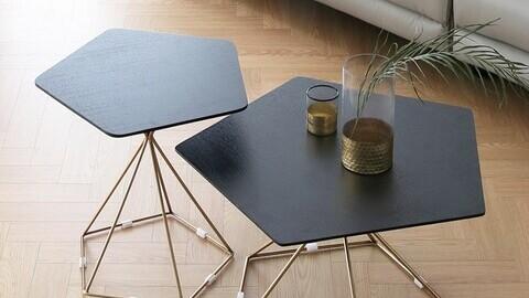 Evo living room/side table