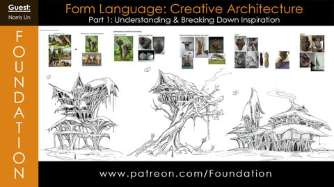 Foundation Art Group - Form Language: Creative Architecture with Norris Lin Part 1