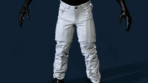 Trousers in Marvelous Designer