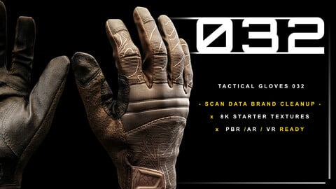 Tactical Gloves 032