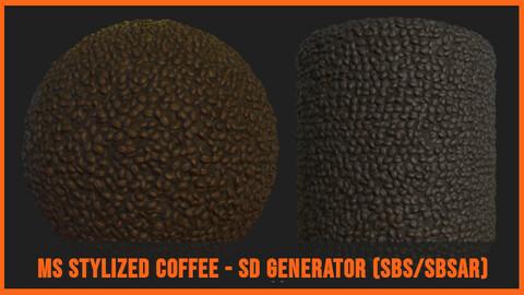 Stylized Coffee Generator