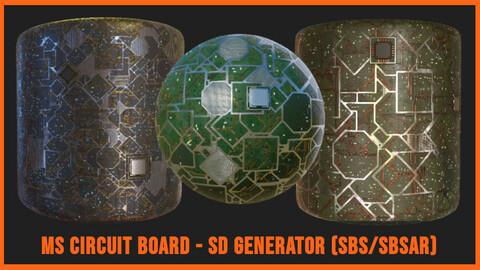 Circuit Board Generator