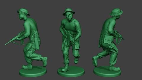 Modern Jungle Soldier Run3 MJS1