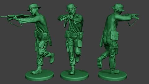 Modern Jungle Soldier Run4 MJS1