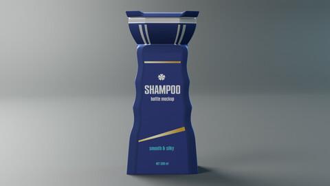 Shampoo Special Design 3D model