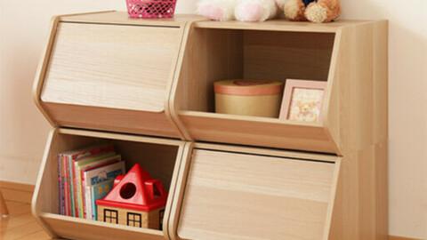 Pelican open/door storage box