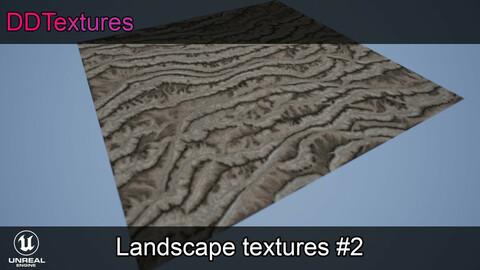 DDTextures - Landscape textures #2