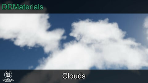 DDMaterials - Fog & Clouds for Unreal Engine