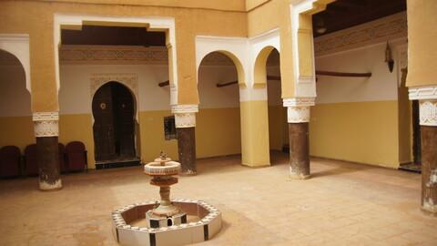 Conference room of the KHIZANA Zyania, Kenadsa