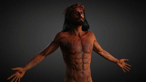 Jesus Christ Game Ready