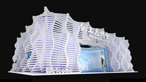 Exhibition - Size - 15X12-3DMAX2009-0031