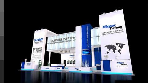 Exhibition - Size - 15X15-3DMAX2009-0027
