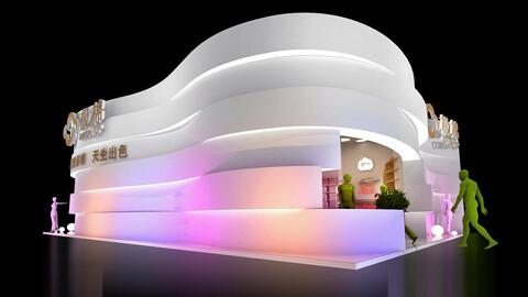 Exhibition - size - 20X16-3DMAX2009-0036