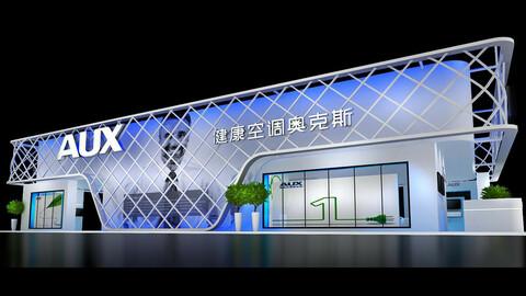 Exhibition - size - 24X13-3DMAX2009-005