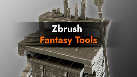 Zbrush Fantasy Tools