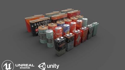 Battery vintag Pack