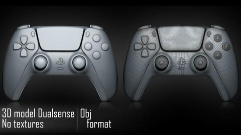 3D model Dualsense