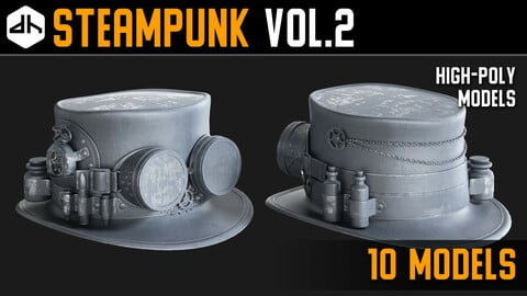 Steampunk Vol.2