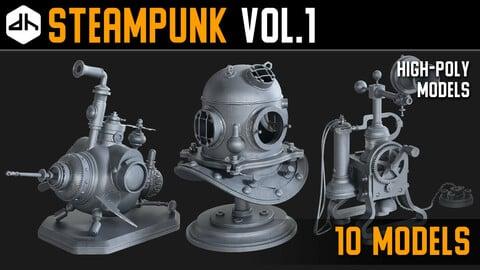 Steampunk Vol.1