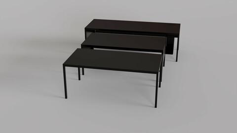 Helsinki Office 35 Desk System by Desalto