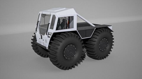Sherp N 1200 Pickup Concept