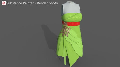 Chinese style ancient clothing  R
