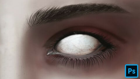 Horror Eyes Swatches for Photoshop