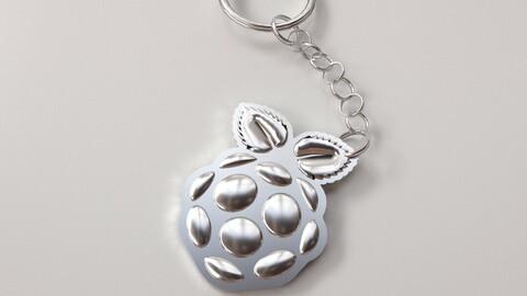 Raspberry Pi Keychain