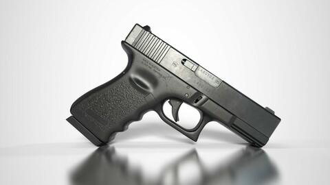 Glock 19 Gen 3 Pistol