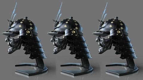 Kabuto - 3D printing