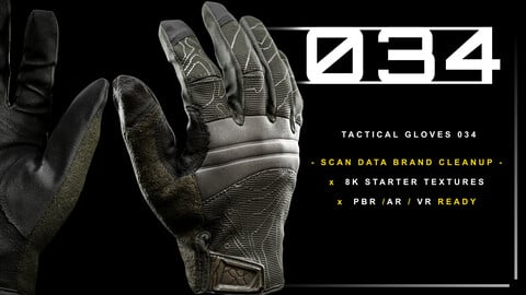Tactical Gloves 034