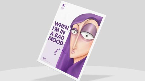 Bad Mood Poster