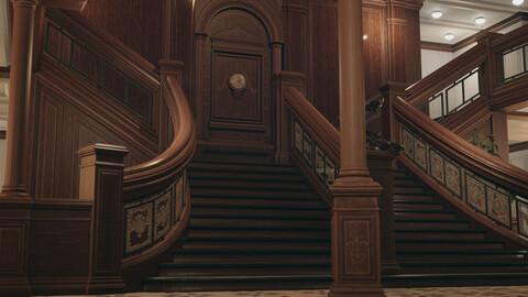 Titanic Interior (Unreal Engine - Environment)