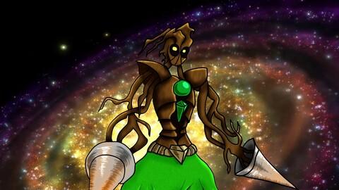 Cosmic HERO Life Excavator