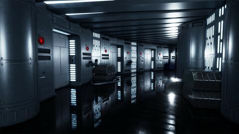 Deathstar CorridorShot C