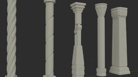 Pillars 6-10