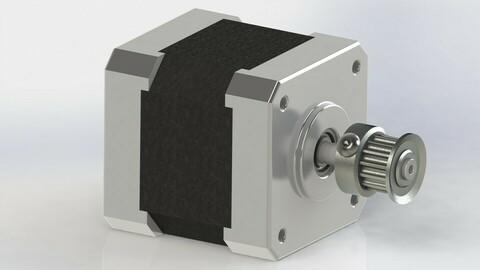 Nema 17 Stepper Motor Stepper Motor cable for 3D printer