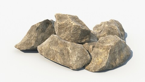 Rock Collection (PBR)